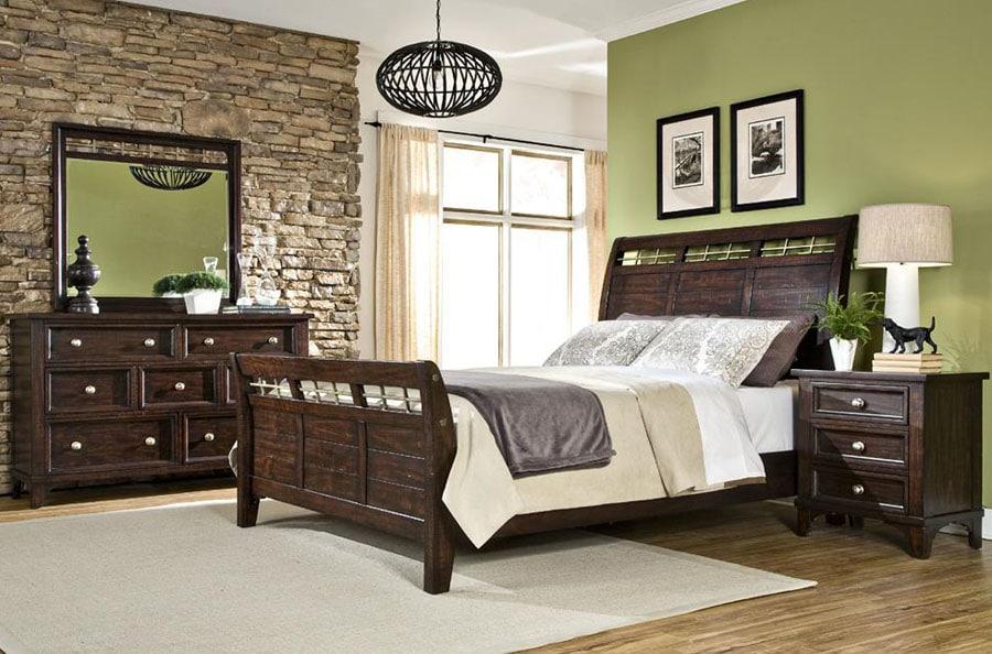 Caldera Bedroom Collection Nw Home Interiors